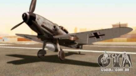 Bf-109 G10 para GTA San Andreas