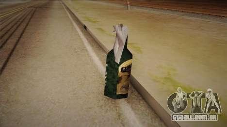 Coquetel Molotov de Max Payne para GTA San Andreas