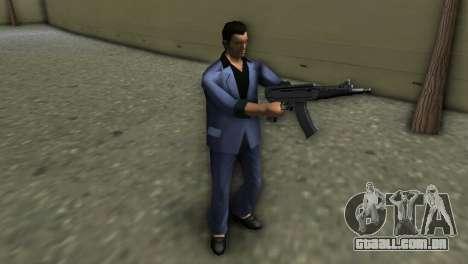 Dragunov automática compacta (MA) para GTA Vice City terceira tela