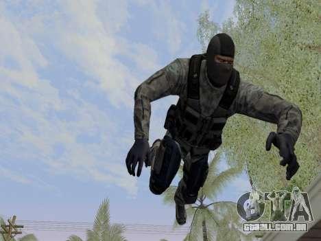 Cell para GTA San Andreas segunda tela