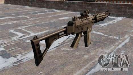 Fuzil de assalto FN FNC para GTA 4 segundo screenshot