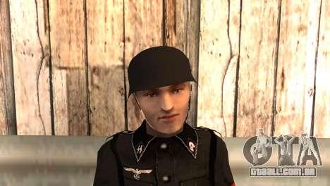 Soldados fascistas para GTA San Andreas terceira tela