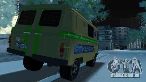 Coleção UAZ-3741 para GTA Vice City deixou vista