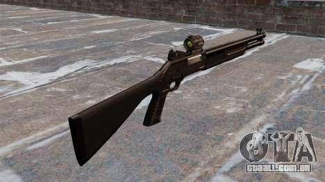 Tática espingarda Fabarm SDASS forças Pro para GTA 4 segundo screenshot