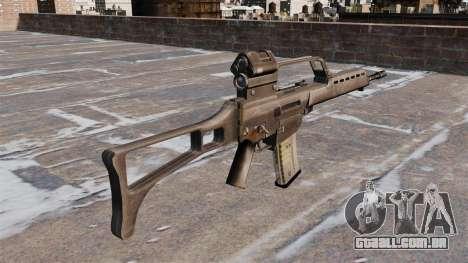Fuzil de assalto HK G36 para GTA 4 segundo screenshot