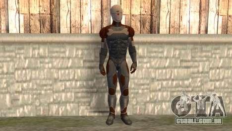 Raposa-cinzenta para GTA San Andreas