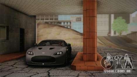 Garagem em Dorothy para GTA San Andreas