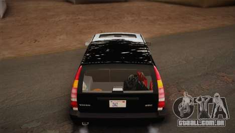 Volvo 850 Estate Turbo 1994 para as rodas de GTA San Andreas