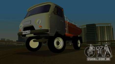 UAZ 465 caminhão para GTA Vice City