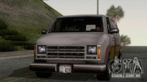 Capas logo XL de GTA 3 para GTA San Andreas traseira esquerda vista