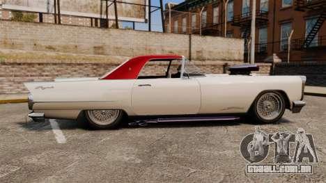 Peyote 1950 v2.0 para GTA 4 esquerda vista