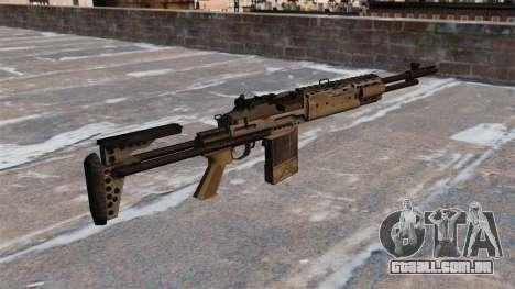 Rifle automático Mk 14 EBR para GTA 4 segundo screenshot
