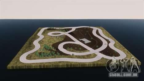 Localização StartMap para GTA 4