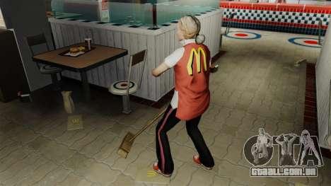 Comer McDonald ' s e Taco Bell para GTA 4 por diante tela