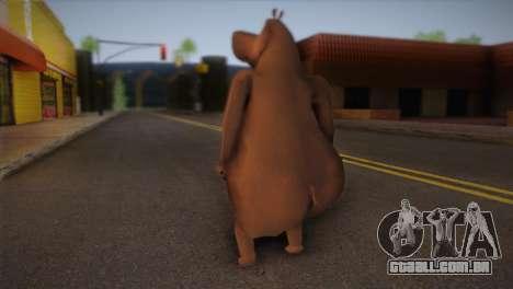 Gloria para GTA San Andreas segunda tela