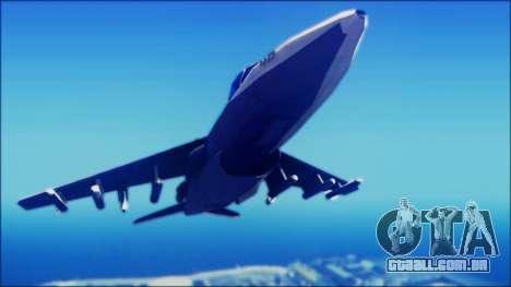 Sonic Unbelievable Shader v7 para GTA San Andreas