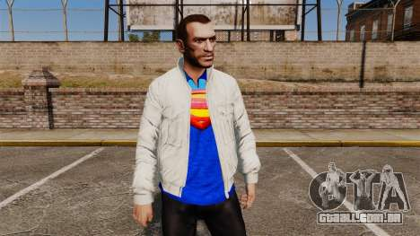 Coleção Superman para GTA 4 terceira tela