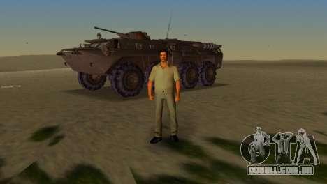 Afegão para GTA Vice City