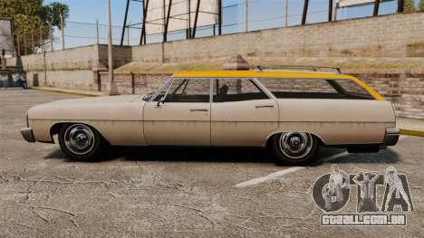 GTA IV TLAD Regina para GTA 4 esquerda vista