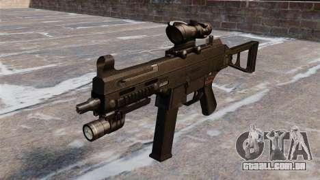 Pistola-metralhadora UMP45 para GTA 4