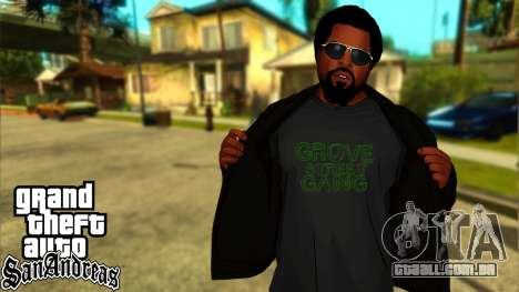 Loadscreens American Rap para GTA San Andreas quinto tela