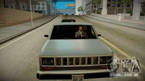GTA HD Mod 3.0 para GTA San Andreas sexta tela