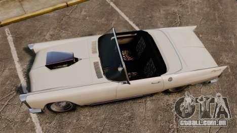 Peyote 1950 v2.0 para GTA 4 vista direita
