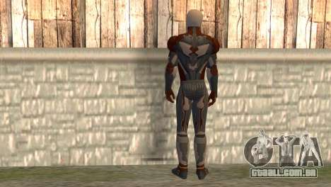 Raposa-cinzenta para GTA San Andreas segunda tela