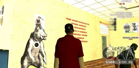 Dois relacionados ao Interior mudar para GTA San Andreas