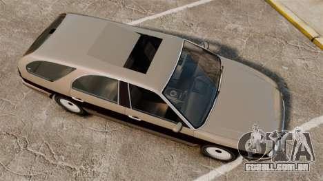 Solair 2000 Facelift para GTA 4 vista direita