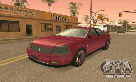 Presidente do GTA IV para GTA San Andreas