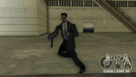 Max Payne para GTA Vice City quinto tela