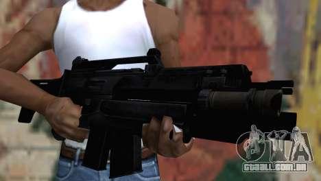 Tommy Jones para GTA San Andreas terceira tela