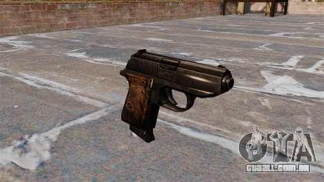 Carregamento automático pistola Walther PPK para GTA 4