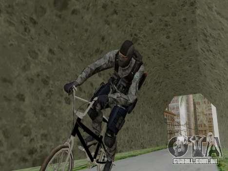 Cell para GTA San Andreas quinto tela