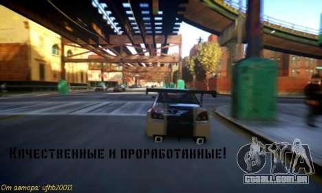 Novos sons de máquinas V 1.0 para GTA 4 segundo screenshot