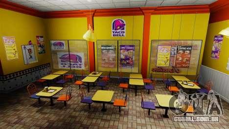 Comer McDonald ' s e Taco Bell para GTA 4 sétima tela