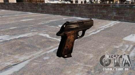 Carregamento automático pistola Walther PPK para GTA 4 segundo screenshot