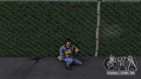 Steyr AUG para GTA Vice City sexta tela