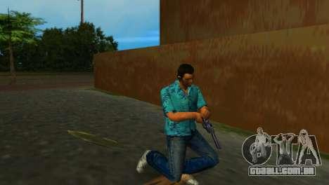 Anaconda para GTA Vice City por diante tela