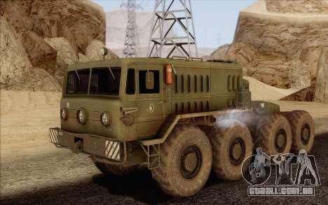 MAZ 535 para GTA San Andreas