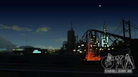 ENBSeries By AVATAR v3 para GTA San Andreas segunda tela