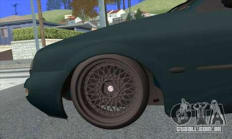 Ford Scorpio MkII V8 para GTA San Andreas vista direita