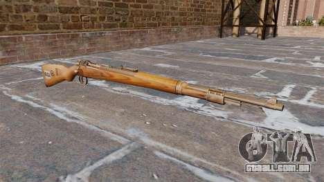 Kar98k Rifle para GTA 4