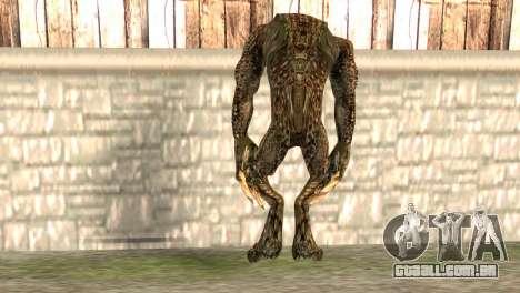 Hunter para GTA San Andreas segunda tela
