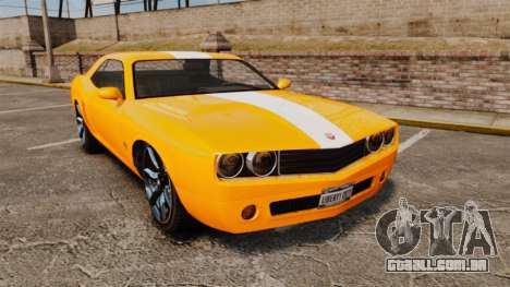 GTA V Gauntlet 450cui Turbocharged para GTA 4