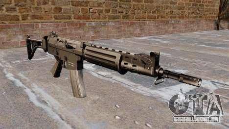 Fuzil de assalto FN FNC para GTA 4