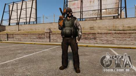 O grupo terrorista para GTA 4