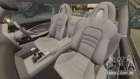 Honda S2000 (AP1) para GTA 4 vista lateral