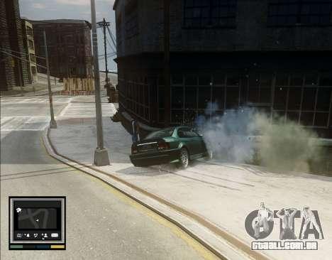 Map V Style para GTA 4 terceira tela